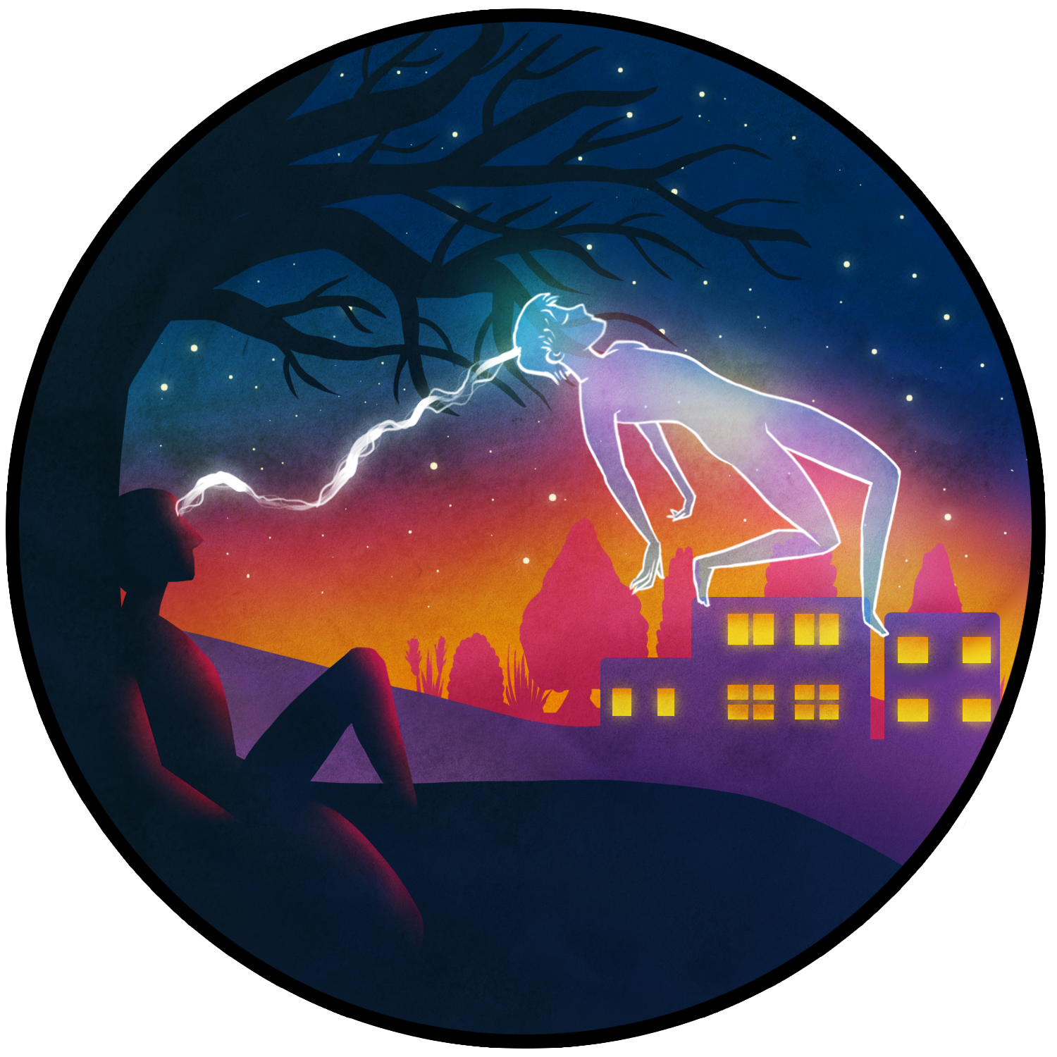 Large Astral Projection Mastery logo